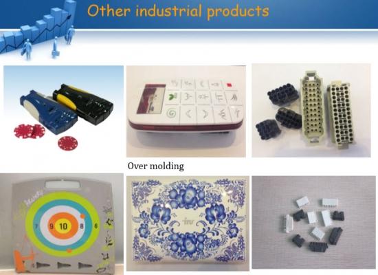 Industrielle produkter 1
